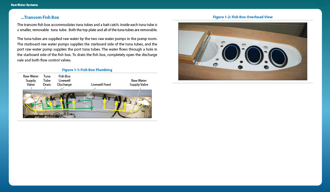 Raw Water Systems Sample Page